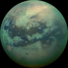 TITANO, una luna simile alla Terra.