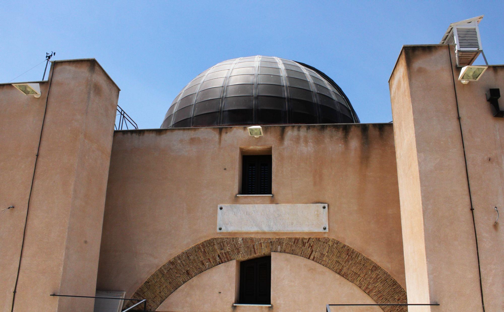 L'OSSERVATORIO di Palermo premiato dall'ORGANIZZAZIONE METEOROLOGICA MONDIALE